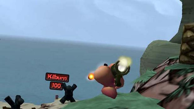 Worms 3D Screenshot 19
