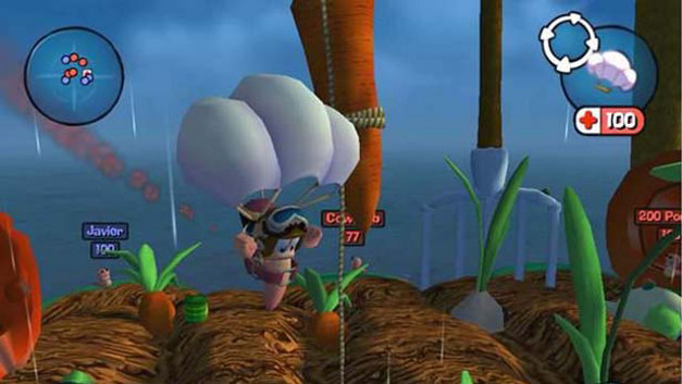 Worms 3D Screenshot 16