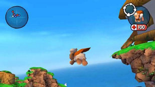 Worms 3D Screenshot 20