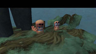 Worms 3D Screenshot 24
