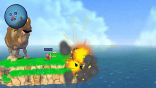 Worms 3D Screenshot 27
