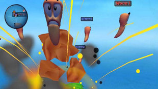 Worms 3D Screenshot 33