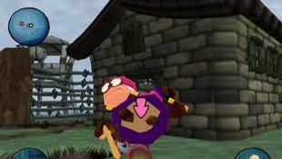Worms 3D Screenshot 38