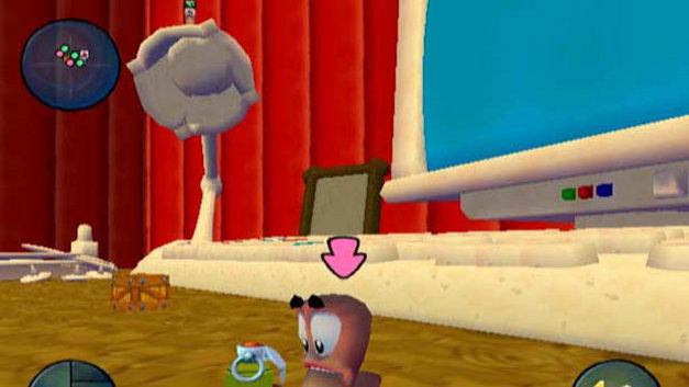 Worms 3D Screenshot 46