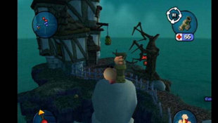 Worms 3D Screenshot 5