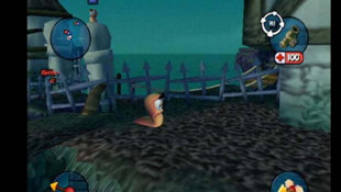 Worms 3D Screenshot 8