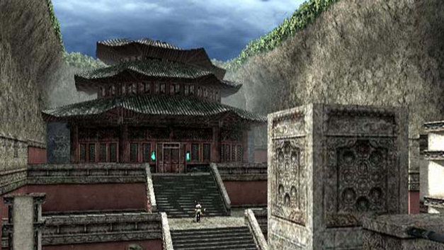 Bujingai: The Forsaken City Screenshot 4