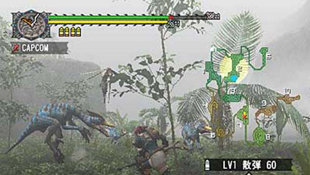 Monster Hunter Screenshot 3