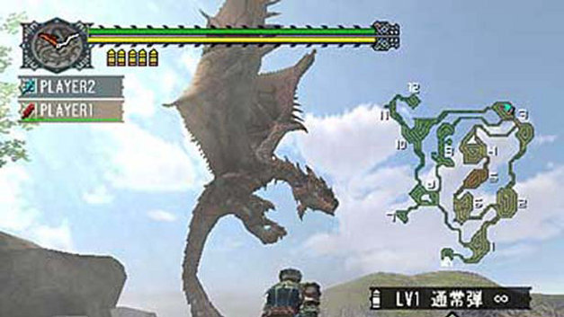 Monster Hunter Screenshot 4