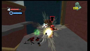 Samurai Jack: The Shadow of Aku Screenshot 12