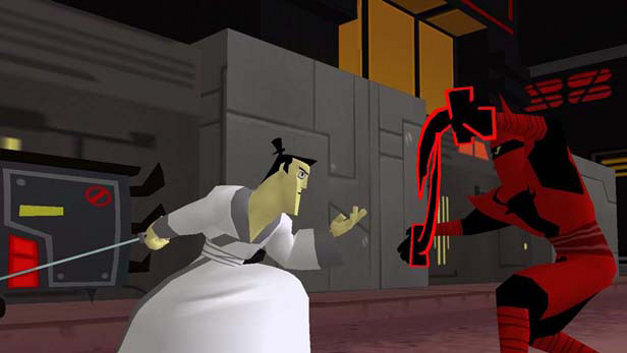 Samurai Jack: The Shadow of Aku Screenshot 22