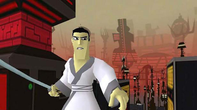 Samurai Jack: The Shadow of Aku Screenshot 25
