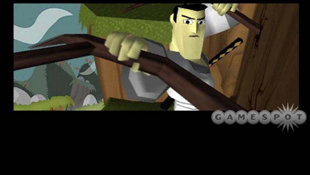 Samurai Jack: The Shadow of Aku Screenshot 2