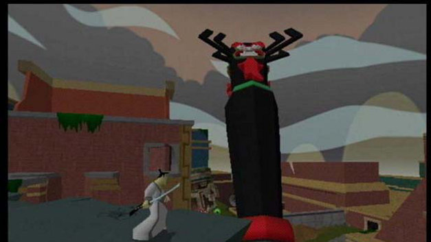 Samurai Jack: The Shadow of Aku Screenshot 4