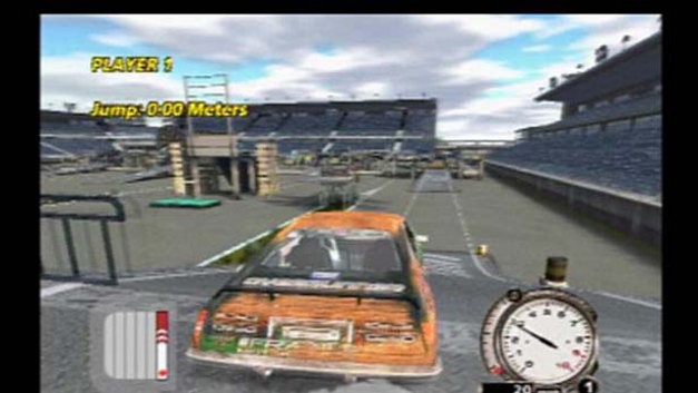 FlatOut Screenshot 1