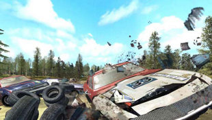FlatOut Screenshot 2