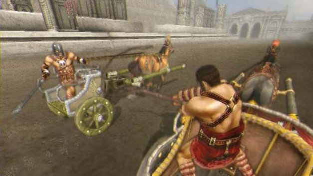 Shadow of Rome Screenshot 1