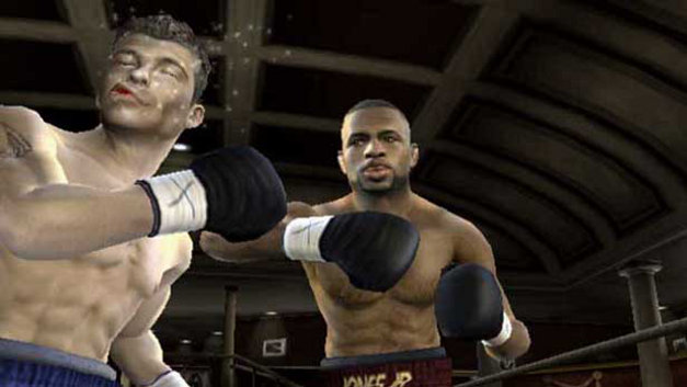 Fight Night 2004 Screenshot 1