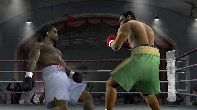Fight Night 2004 Screenshot 28