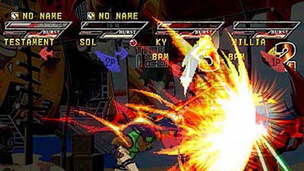 Guilty Gear Isuka Screenshot 1