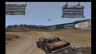 Test Drive: Eve of Destruction Screenshot 2
