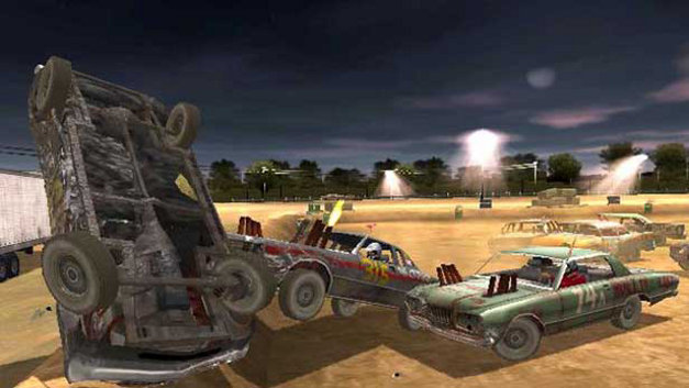 Test Drive: Eve of Destruction Screenshot 4