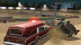 Test Drive: Eve of Destruction Screenshot 5