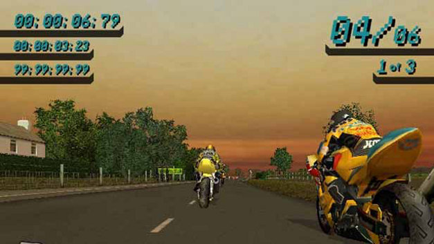 Suzuki TT Superbikes Screenshot 10