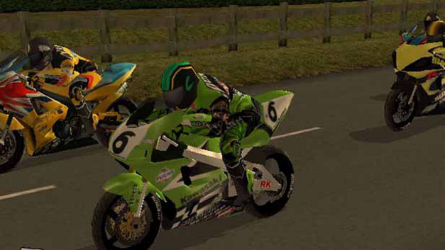 Suzuki TT Superbikes Screenshot 7