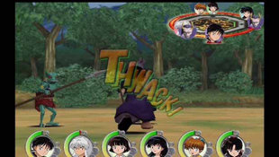Inuyasha: The Secret of the Cursed Mask Screenshot 2