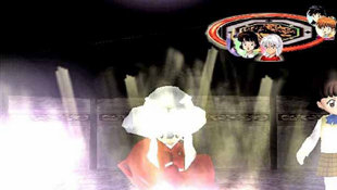 Inuyasha: The Secret of the Cursed Mask Screenshot 5