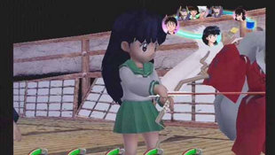 Inuyasha: The Secret of the Cursed Mask Screenshot 8