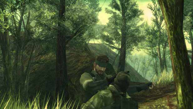 Metal Gear Solid 3: Snake Eater Screenshot 1