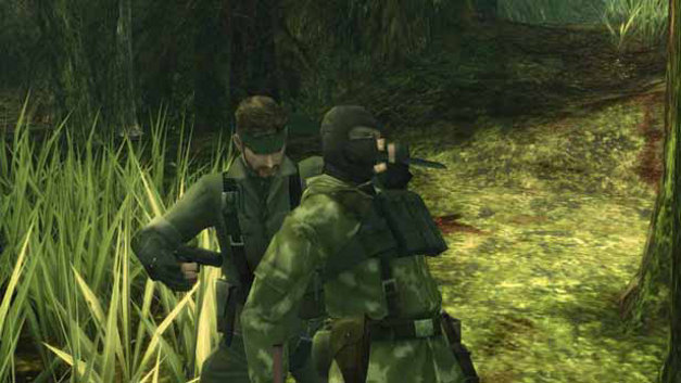 Metal Gear Solid 3: Snake Eater Screenshot 4