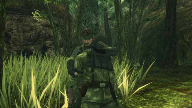 Metal Gear Solid 3: Snake Eater Screenshot 10