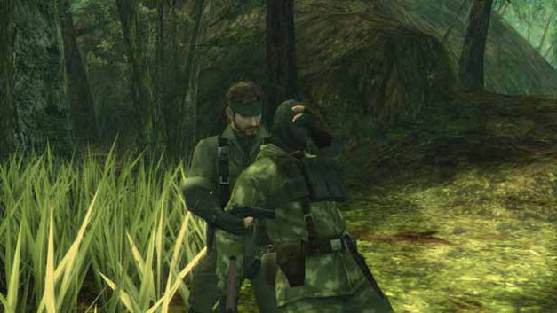 Metal Gear Solid 3: Snake Eater Screenshot 13