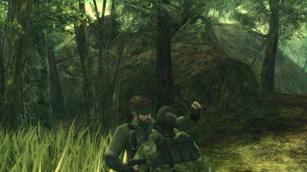 Metal Gear Solid 3: Snake Eater Screenshot 19