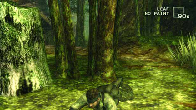 Metal Gear Solid 3: Snake Eater Screenshot 43