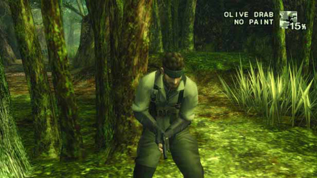 Metal Gear Solid 3: Snake Eater Screenshot 52