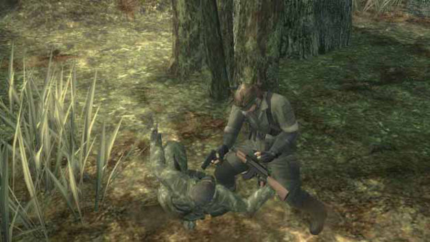 Metal Gear Solid 3: Snake Eater Screenshot 112
