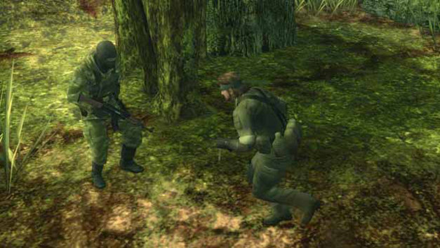 Metal Gear Solid 3: Snake Eater Screenshot 91