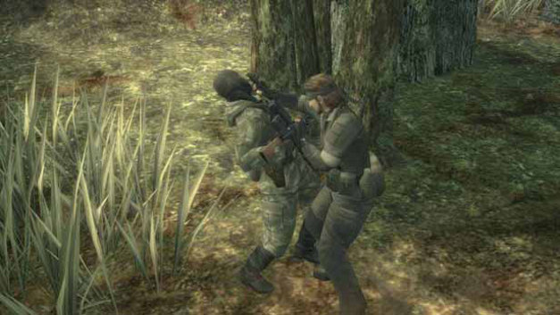 Metal Gear Solid 3: Snake Eater Screenshot 121