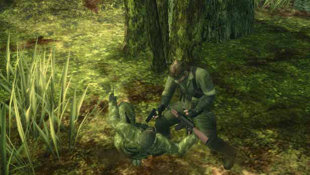 Metal Gear Solid 3: Snake Eater Screenshot 101
