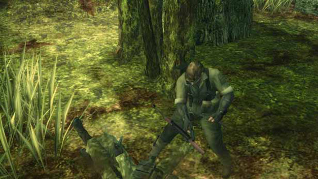 Metal Gear Solid 3: Snake Eater Screenshot 103
