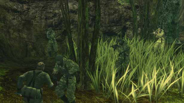 Metal Gear Solid 3: Snake Eater Screenshot 106