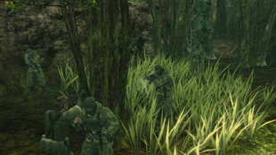 Metal Gear Solid 3: Snake Eater Screenshot 110