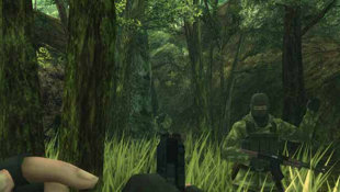Metal Gear Solid 3: Snake Eater Screenshot 122