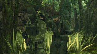 Metal Gear Solid 3: Snake Eater Screenshot 123