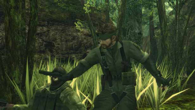 Metal Gear Solid 3: Snake Eater Screenshot 136