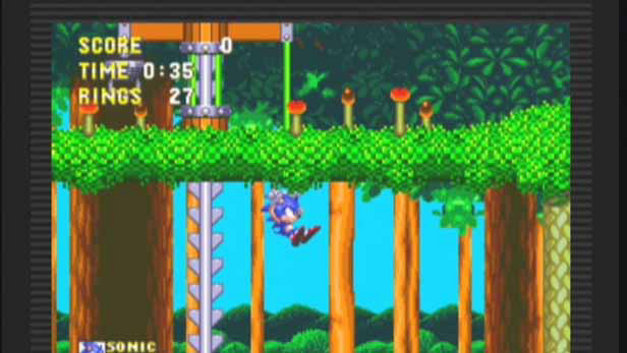 Sonic Mega Collection Plus Screenshot 1